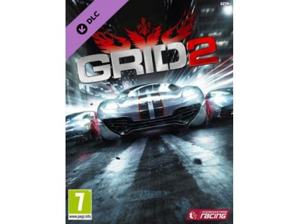 GRID 2 - Drift Pack DLC (PC) Steam Key