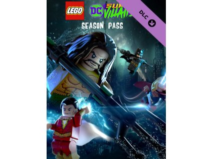 LEGO DC Super-Villains Season Pass DLC (PC) Steam Key