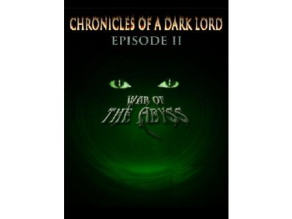 Chronicles of a Dark Lord: Episode II War of The Abyss (PC) Steam Key