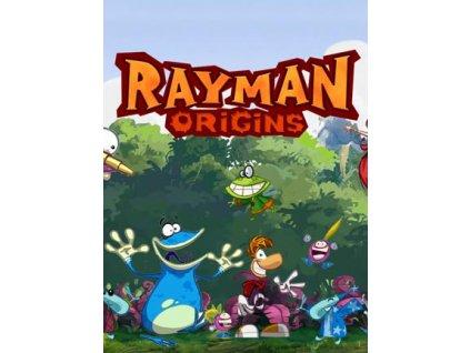 Rayman Origins (PC) GOG.COM Key