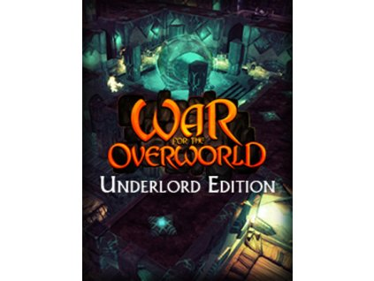 War For The Overworld Underlord Edition (PC) Steam Key