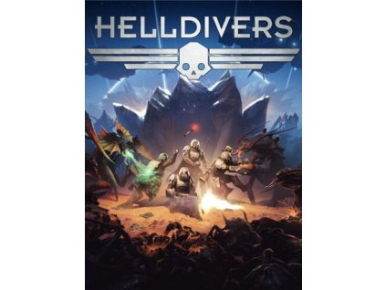 HELLDIVERS Digital Deluxe Edition (PC) Steam Key