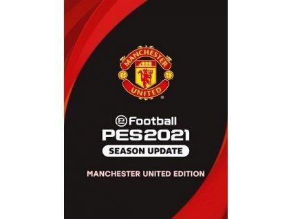 eFootball PES 2021 SEASON UPDATE MANCHESTER UNITED EDITION (PC) Steam Key