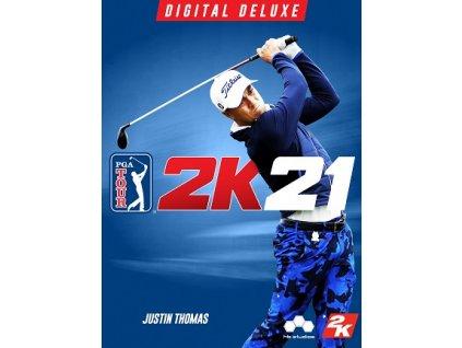 PGA TOUR 2K21 - Deluxe Edition (PC) Steam Key