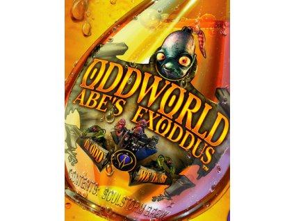 Oddworld: Abe's Exoddus (PC) GOG.COM Key