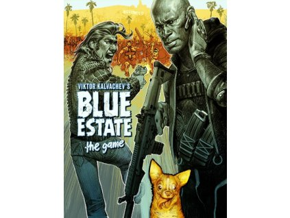 Blue Estate The Game (PC) Steam Key