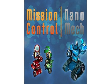 Mission Control: NanoMech (PC) Steam Key