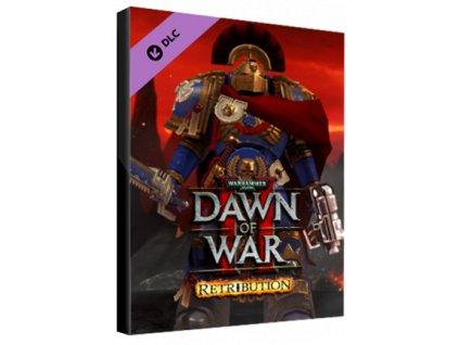 Warhammer 40,000: Dawn of War II: Retribution - Ultramarines Pack DLC (PC) Steam Key