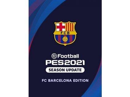 eFootball PES 2021 SEASON UPDATE FC BARCELONA EDITION (PC) Steam Key