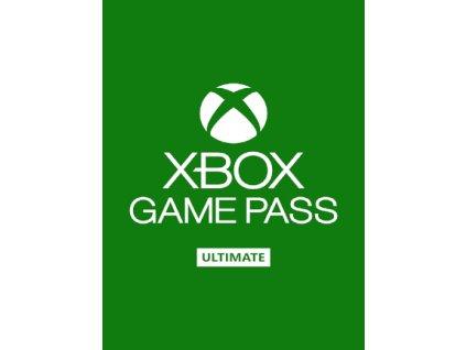 ESD XBOX - Game Pass Ultimate - predplatné na 1 rok