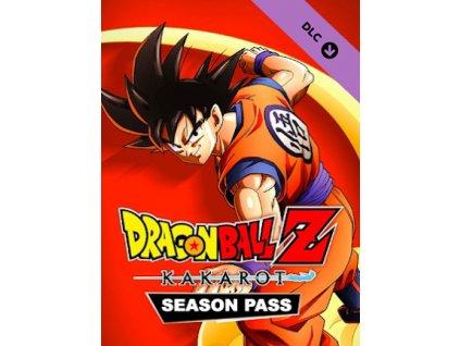 DRAGON BALL Z: KAKAROT Season Pass DLC (PC) Steam Key