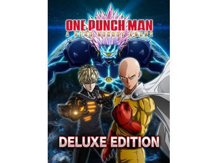 ONE PUNCH MAN: A HERO NOBODY KNOWS - Deluxe Edition (PC) Steam Key