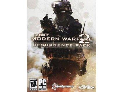 Call of Duty: Modern Warfare 2 Resurgence Pack DLC (PC) Steam Key