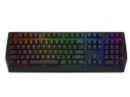 DELL ALIENWARE mechanická herná klávesnica AW410K RGB