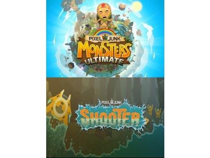 PixelJunk Monsters Ultimate + Shooter Bundle (PC) Steam Key