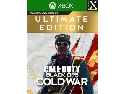 Call of Duty Black Ops: Cold War - Ultimate Edition (XSX) Xbox Live Key