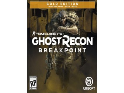 Tom Clancy's Ghost Recon Breakpoint Gold Edition (PC) Ubisoft Connect Key