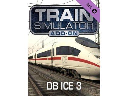 Train Simulator: DB ICE 3 EMU Add-On DLC (PC) Steam Key