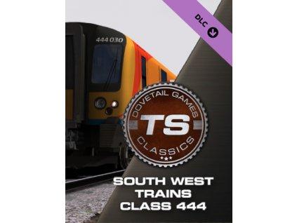 Train Simulator: South West Trains Class 444 EMU Add-On DLC (PC) Steam Key