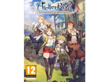 Atelier Ryza: Ever Darkness & the Secret Hideout Digital Deluxe Edition (PC) Steam Key