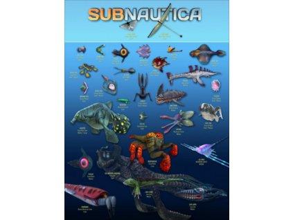Subnautica (PC) Steam Key
