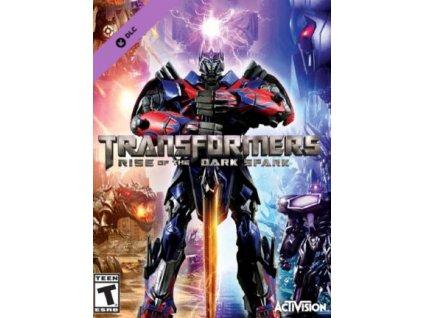 TRANSFORMERS: Rise of the Dark Spark - Thundercracker Character DLC (PC) Steam Key