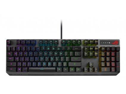 ASUS ROG STRIX SCOPE RX opticko-mechanická herná klávesnica