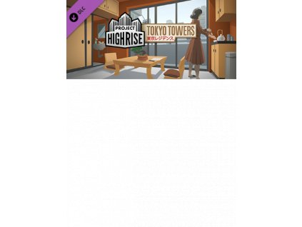 Project Highrise: Tokyo Towers DLC (PC) Steam Key