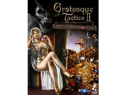 Grotesque Tactics 2 - Dungeons and Donuts (PC) Steam Key