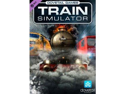 Amtrak HHP-8 Loco Add-On DLC (PC) Steam Key