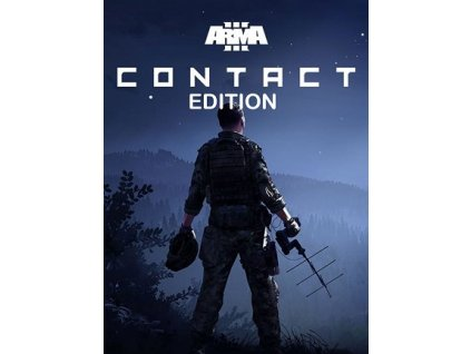 ARMA 3 CONTACT EDITION (PC) Steam Key