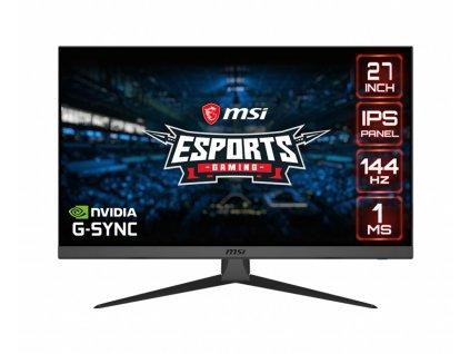 27'' MSI OPTIX G272 herný monitor