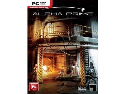 Alpha Prime (PC) Steam Key