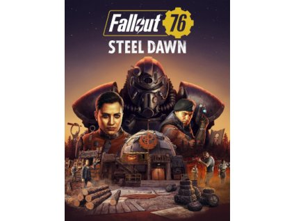 Fallout 76: Steel Dawn - Deluxe Edition (PC) Steam Key