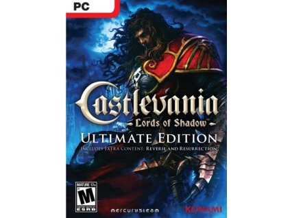 Castlevania: Lords of Shadow - Ultimate Edition (PC) Steam Key