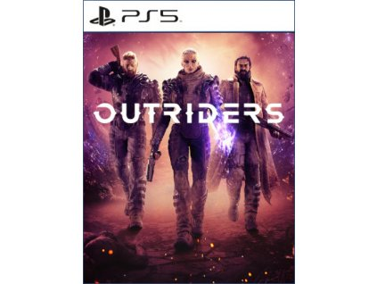 OUTRIDERS (PS5) PSN Key
