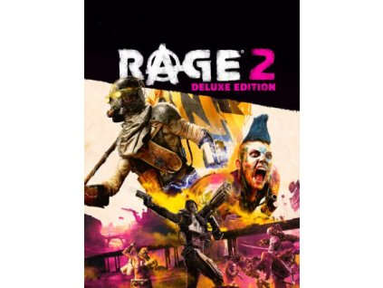 RAGE 2 - Deluxe Edition (PC) Steam Key