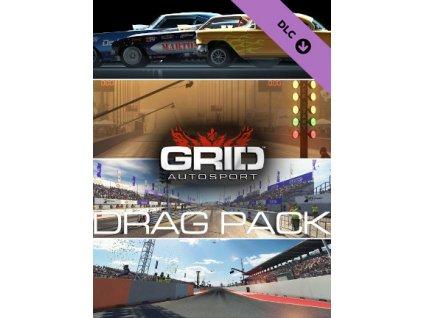 GRID Autosport - Drag Pack DLC (PC) Steam Key