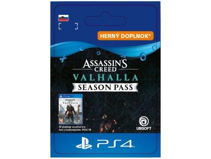 Assassin's Creed® Valhalla – Season Pass (PS4) PSN Key
