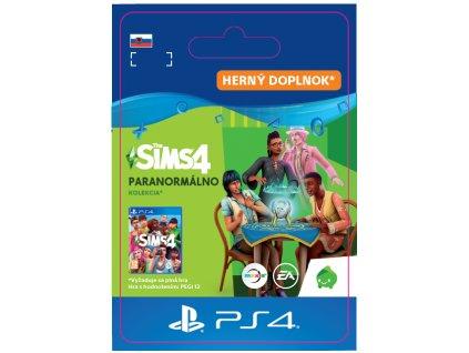 The Sims™ 4 Paranormal Stuff Pack DLC (PS4) PSN Key