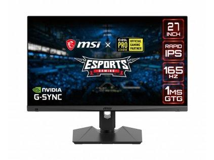 27'' MSI OPTIX MAG274QRF herný monitor