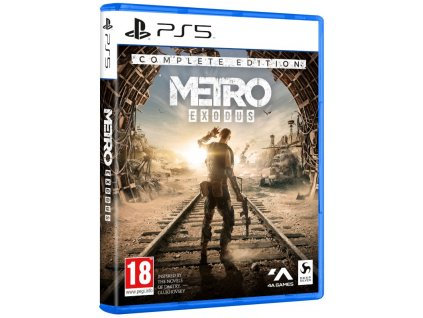 PS5 - Metro Exodus Complete Edition
