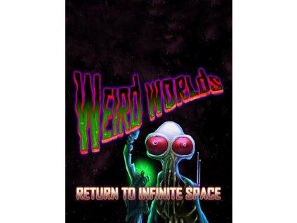 Weird Worlds: Return to Infinite Space (PC) Steam Key