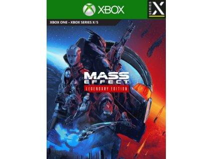 Mass Effect Legendary Edition (XSX) Xbox Live Key
