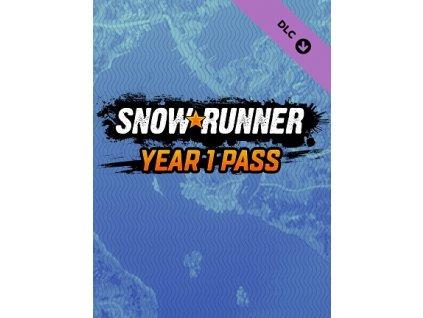 SnowRunner - Year 1 Pass (PC) Steam Key