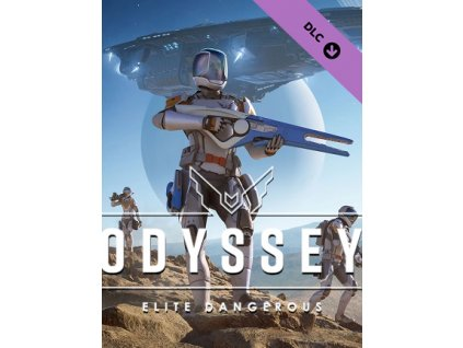 Elite Dangerous: Odyssey DLC (PC) Steam Key