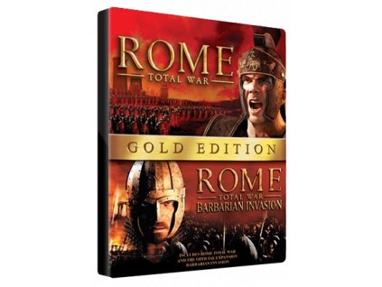 Rome: Total War Gold Edition (PC) Steam Key