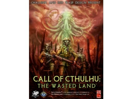 Call of Cthulhu: The Wasted Land (PC) Steam Key