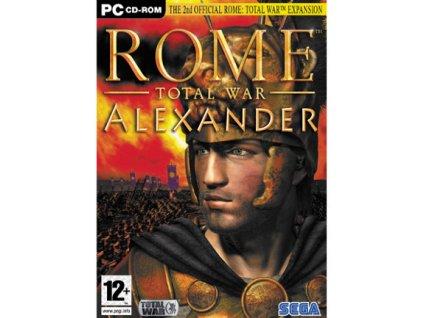 Rome: Total War - Alexander DLC (PC) Steam Key