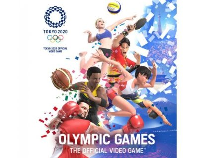 SWITCH Olympic Games Tokyo 2020